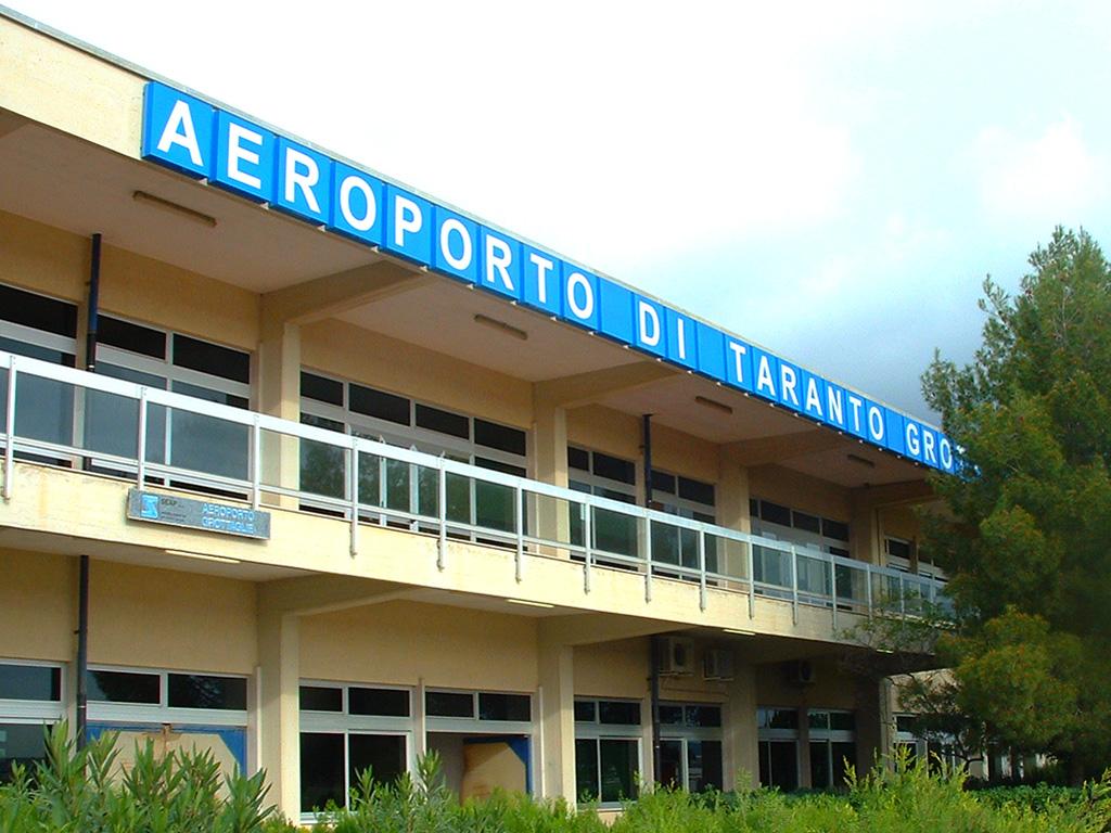 Aeroporto di Taranto Grottaglie