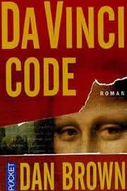 Copertina francese codice da vinci