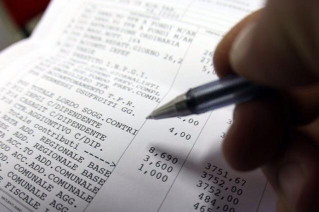 Aumento con TFR in busta paga