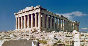Il partenone greco